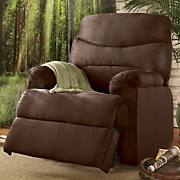 plush recliner rocker
