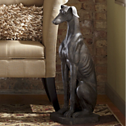 Granger la estatua de greyhound