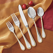 20 piece carlyle flatware set