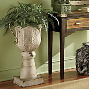 demetrius distressed planter