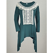 BoHo Plus-Size Top, Editor's Picks @ ElegantPlus.com