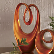 Large Graceful Arcs Sculptures