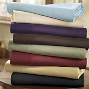 solid microfiber sheet set