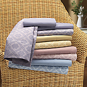 set of 2 coordinated microfiber lauren sheet sets