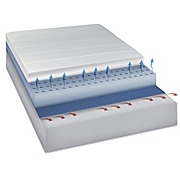 10 inch luxury extraordinaire memory foam mattress from innergy by therapedic