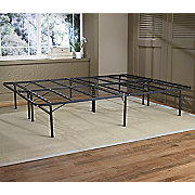mattress support system frame and foundation from innergy by therapedic