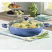 12 inch Everything Pan By Paula Deen