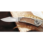 2005 Westward Journey Bison Nickel Knife