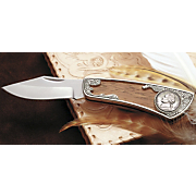 Jefferson Wartime Silver Nickel Knife