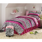 Jungle Queen Bed Set