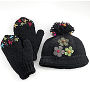 Annabelle Hat And Mittens