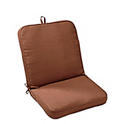 boxed corded adirondack cushion