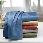 300 thread ct cotton rich sheet set