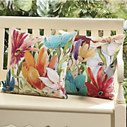 flower pillow