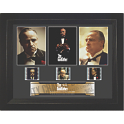 The Godfather Don Corleone Film Cell
