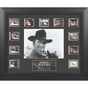 John Wayne Eye Patch Film Cell