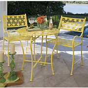 daisy table and chairs