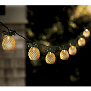 10 piece pineapple light set