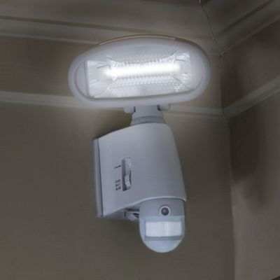 sensor light with camera