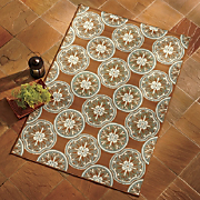 sand dollar anywhere rug