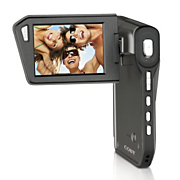 snapp hd touchscreen camcorder by coby