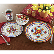 16 piece sangria dinnerware set