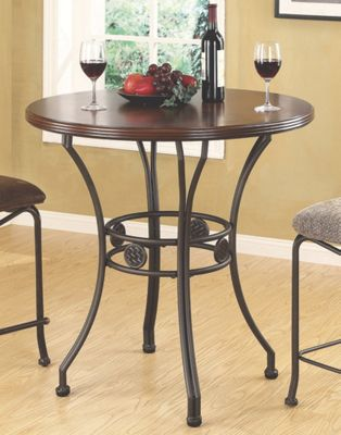 Medallion Bar Table