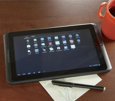 10 inch Capacitive Multi touch Tablet With Android 40 By Zeki