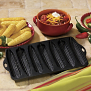 cast iron cornbread pan 25