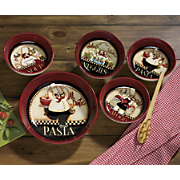 5 piece primo chef pasta set