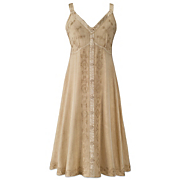 liliana embroidered dress