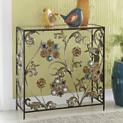 bejeweled tuileries console