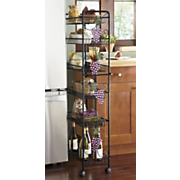 grape beaded pantry