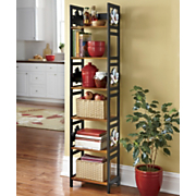 magnolia 6 shelf storage