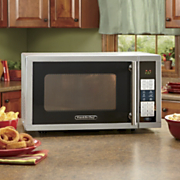 Digital Stainless Steel Microwave By Franklin Chef