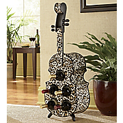 rock roll wine rack
