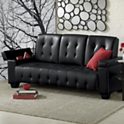 storage arm loveseat