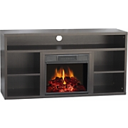 Entertainment Center Fireplace Z