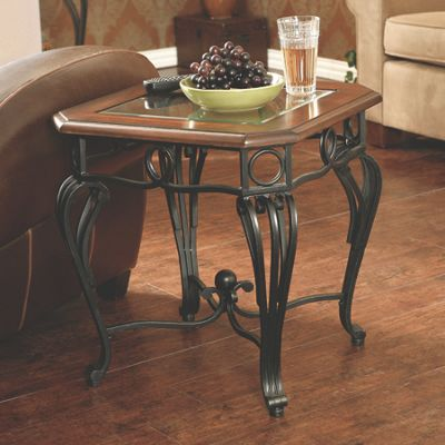 Prentice End Table