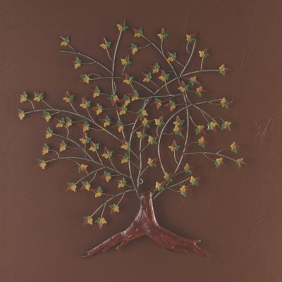 Autumn Tree Wall Art