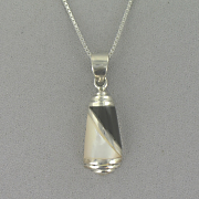 Onyx mother of pearl Pendant