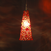 Jeweled Hanging Lamp Z