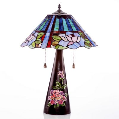 Rose Inspired Table Lamp