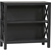 Anna Collection 3 Shelf Bookcase