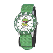 personalized kermit the frog watch