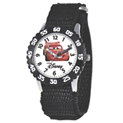 personalized disney cars watch