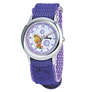 personalized disney tinkerbell watch