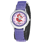 personalized disney little mermaid watch