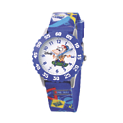 personalized disney phineas watch