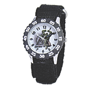 personalized black marvel hulk watch